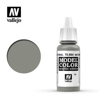 VALLEJO VAL 70864 Model Color: Natural Steel