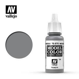 VALLEJO VAL 70870 Model Color: Medium Sea Grey