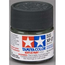 TAMIYA TAM XF27 BLACK GREEN