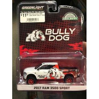 GREENLIGHT COLLECTABLES GLC 30172 2017 RAM 3500 SPORT (BULLY DOG)