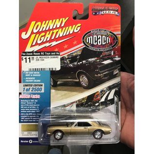 JOHNNY LIGHTNING J/L MC016Z28 CAMARO Z28 1/64