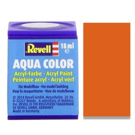 REVELL GERMANY REV 36130 ORANGE GLOSS 18ml PAINT POT