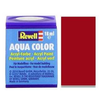 REVELL GERMANY REV 36131 FIERY RED GLOSS 18ml PAINT POT