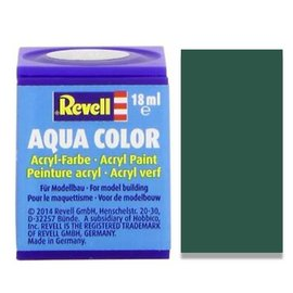 REVELL GERMANY REV 36139 DARK GREEN MATT 18ml PAINT POT