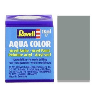 REVELL GERMANY REV 36143 MEDIUM GREY MATT 18ml PAINT POT