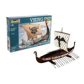 REVELL GERMANY REV 05403 1/50 VIKING SHIP MODEL KIT