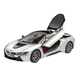 REVELL GERMANY REV 67670 BMW i8 COMPLETE MODEL SET 1/24