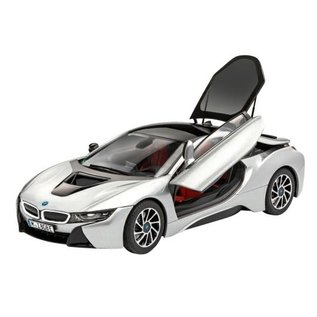 REVELL GERMANY REV 67670 BMW i8 COMPLETE MODEL SET 1/24