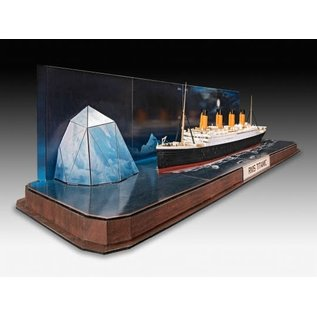 REVELL GERMANY REV 05599 RMS TITANIC EASY-CLICK SYSTEM 156 PARTS