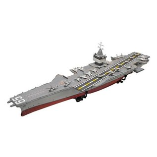 REVELL GERMANY REV 05173 USS ENTERPRISE CVN-65 PLATINUM EDITION 1:400 MODEL KIT