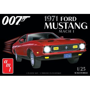 AMT AMT 1187M 1/25 James Bond 1971 Ford Mustang Mach I