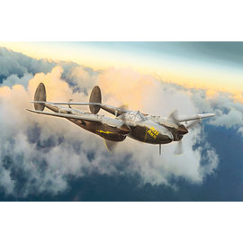 ITALERI ITA 1446 P-38J LIGHTNING KIT 1/72 MODEL KIT