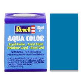 REVELL GERMANY REV 36150 LIGHT BLUE GLOSS 18ml PAINT POT