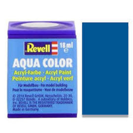 REVELL GERMANY REV 36152 BLUE GLOSS 18ml PAINT POT