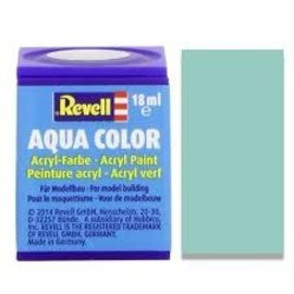 REVELL GERMANY REV 36155 LIGHT GREEN MATT 18ml PAINT POT