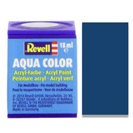 REVELL GERMANY REV 36156 BLUE MATT 18ml PAINT POT