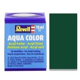 REVELL GERMANY REV 36162 MOSSY GREEN GLOSS 18ml PAINT POT