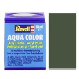 REVELL GERMANY REV 36165 BRONZE GREEN MATT 18ml PAINT POT