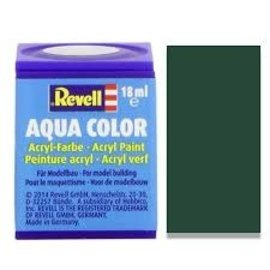REVELL GERMANY REV 36168 DARK GREEN MATT 18ml PAINT POT