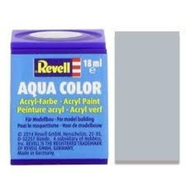 REVELL GERMANY REV 36190 SILVER METALLIC 18ml PAINT POT