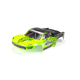 ARRMA ARA 402204 Body Pntd Decal Trim Green SENTON 4x4 BLX