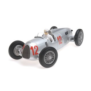MINIART MIN 155361012 HANS STUCK AUTO UNION TYPE C