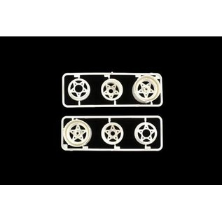 TAMIYA TAM 0555067 R Parts 58016/47438 SANDSCORCHER FROG HORNET REAR WHEELS