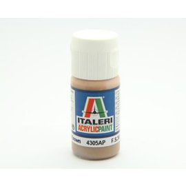 ITALERI ITA 4305AP FLAT LIGHT BROWN