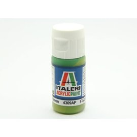 ITALERI ITA 4309AP FLAT LIGHT GREEN