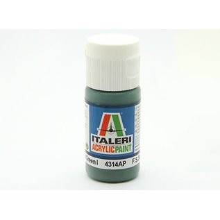 ITALERI ITA 4314AP FLAT MEDIUM GREEN