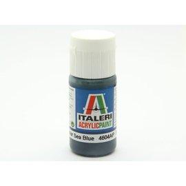 ITALERI ITA 4604AP FLAT NON SPECULAR SEA BLUE