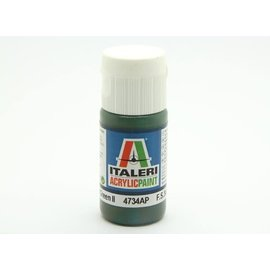 ITALERI ITA 4734AP FLAT MEDIUM GREEN