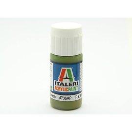 ITALERI ITA 4736AP FLAT INTERIOR GREEN