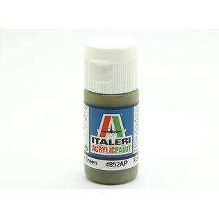 ITALERI ITA 4852AP FLAT MILITARY GREEN