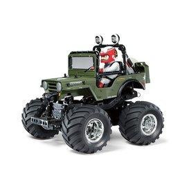 TAMIYA TAM 58242 1/10 Wild Willy 2000 Kit