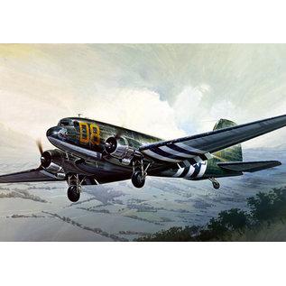 ITALERI ITA 127 1/72 C-47 Skytrain WWII Transport Plane