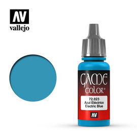 VALLEJO VAL 72023 Game Color: Electric Blue