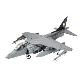 REVELL GERMANY REV 63887 BAe HARRIER GR.7 MODEL SET 1/144