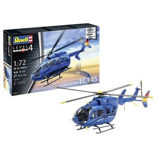 REVELL GERMANY REV 63877 EUROCOPTER EC 145 MODEL SET
