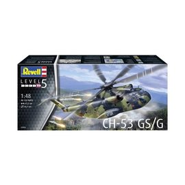 REVELL GERMANY REV 03856 CH-53 GS/G KIT 1/48 MODEL KIT
