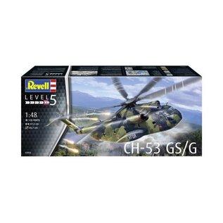 REVELL GERMANY REV 03856 CH-53 GS/G KIT 1/48 MODEL KIT