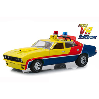 GREENLIGHT COLLECTABLES GLC 13574 1974 FORD FALCON XB FIRST OF THE V8 INTERCEPTORS
