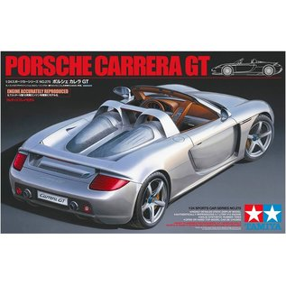 TAMIYA TAM 24275 1/24 Porsche Carrera GT MODEL KIT
