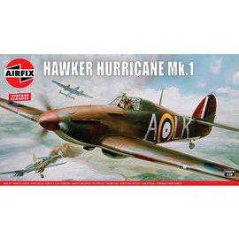 AIRFIX AIR A14002V HAWKER HURRICANE MK.1 KIT