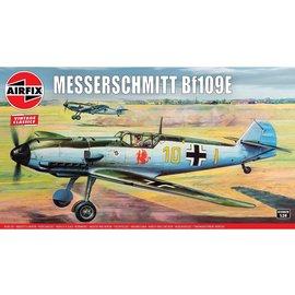 AIRFIX AIR A12002V MESSERSCHMITT BF109E KIT 1/24 SCALE MODEL KIT