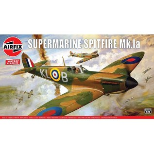AIRFIX AIR A12001V SUPERMARINE SPITFIRE MK.1a KIT 1/24
