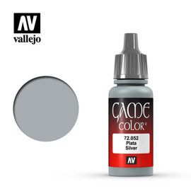 VALLEJO VAL 72052 Game Color: Plate  Silver