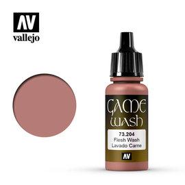 VALLEJO VAL 73204 Game Color: Flesh Wash