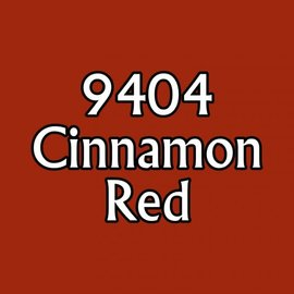 REAPER REA 09404 CINNAMON RED