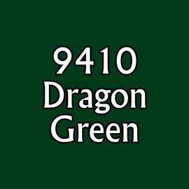 REAPER REA 09410 DRAGON GREEN